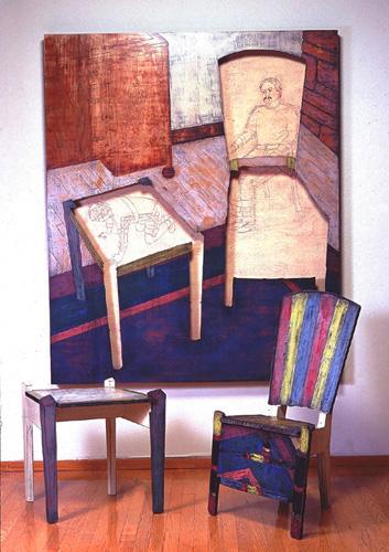Gentil Wall Hung Furniture